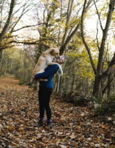 Can I train my own service dog?